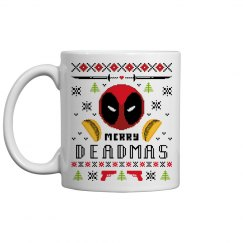 Merry Deadmas Coffee Mug