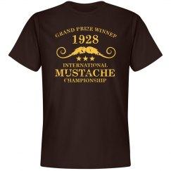 Mustache Champion