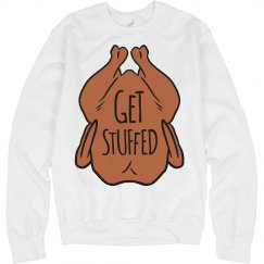 Thankful To Get Stuffed