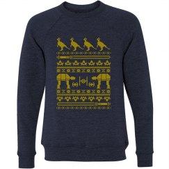 Wear Your Hood Sweater