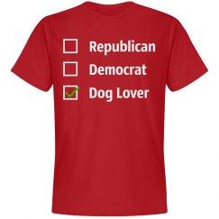Dog Lover Election
