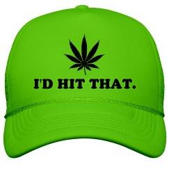 I'd Hit That Neon Hat