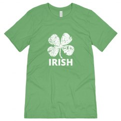 Irish Distressed Mens T