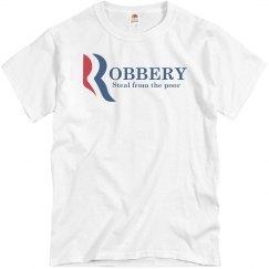 Romney Robbery