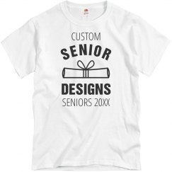 Custom Seniors Graduation Design