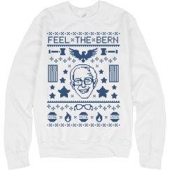 Bernie Has A Sweater