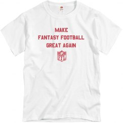 Make Fantasy Football Great Funny