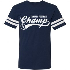 Fantasy Football Champ FFL Shirt