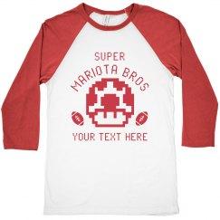 Super Mariota Bros Fantasy Team