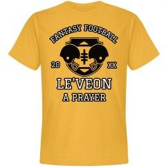 Le'Veon A Prayer Fantasy Football