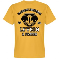 Le'Veon A Prayer Fantasy Football