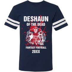 Deshaun Of The Dead Fantasy Team