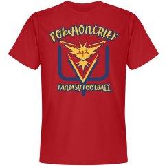 PokeMoncrief Funny Fantasy Football