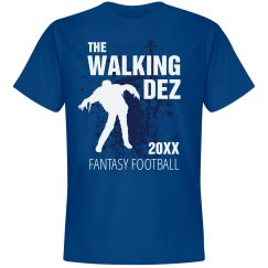 The Walking Dez Fantasy Name