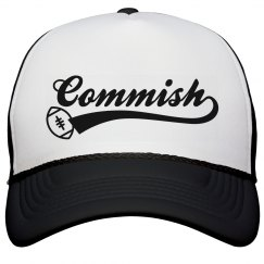Fantasy Football Commish Cap