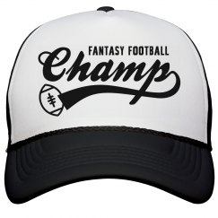 Fantasy Football Champ Cap