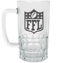 FFL Fantasy Football Logo Beer