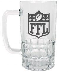 FFL Fantasy Football Logo Beer