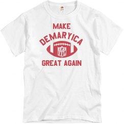 FFB Make Demaryica Great Again