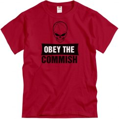 Obey Basketball Comish