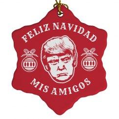 Feliz Navidad Trump's Xmas Amigos