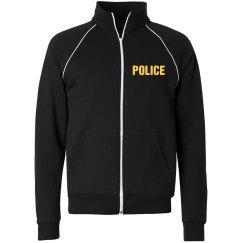 Police Track Jacket