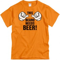 This Beard Needs Beer!
