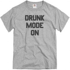Spring Break Drunk Mode