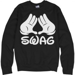 Swag Cartoon Gloves