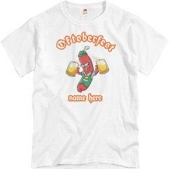 Custom Oktoberfest T-Shirt