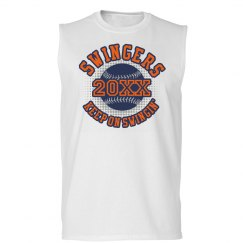 Swingers Softball Tee