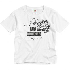 Digging Big Brother Tee