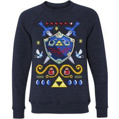 Christmas Gamer's Sweater Delight