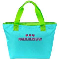 Namehereww Bag With Hearts