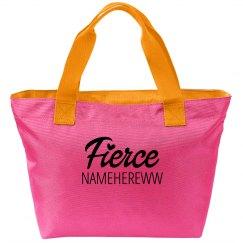 Fierce Cheerleader Namehereww
