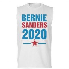 Bernie Sanders 2020 No Sleeves