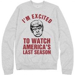 Watching America's Last Season