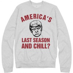 America's Last Season And Chill?