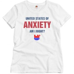 United States Of Anxiety Trump Wins