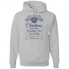 Christmas Beer Hoody