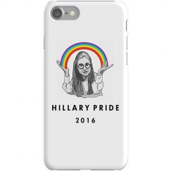 Hillary Gay Pride iPhone