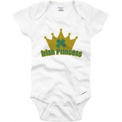 Irish Princess Onesie