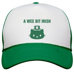 A Wee Bit Irish St. Patricks Hat