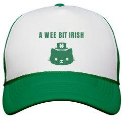 A Wee Bit Irish St. Patricks Hat
