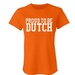 Proud Dutch T-Shirt