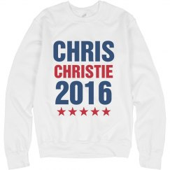Chris Christie Sweatshirt