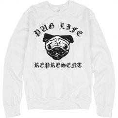 Pug Life Sweater