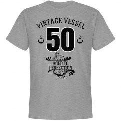 Nautical 50th birthday