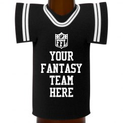 Custom Fantasy Football Koozie