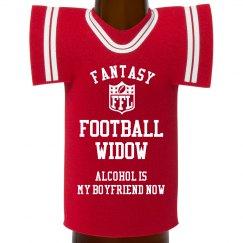 Fantasy Football Widow Alcohol